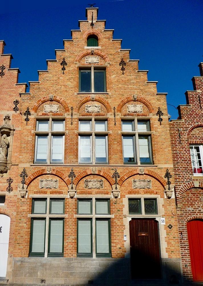 Gevelrestauratie Brugge